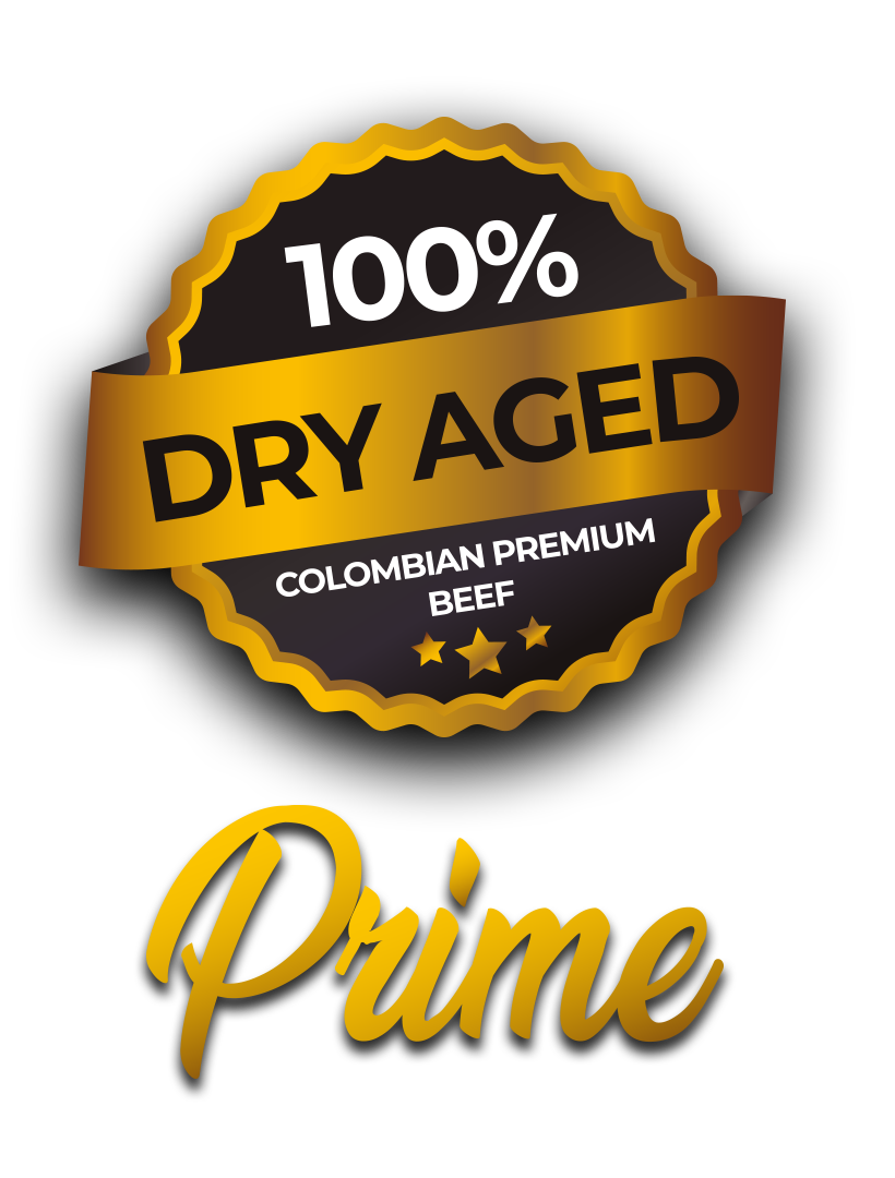 Dry Aged Colombian Premium Beef Prime